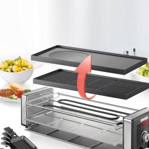 Plita electrica Raclette - Unold2