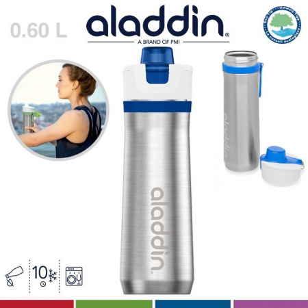 Termos albastru 600 ml Active Hydration2