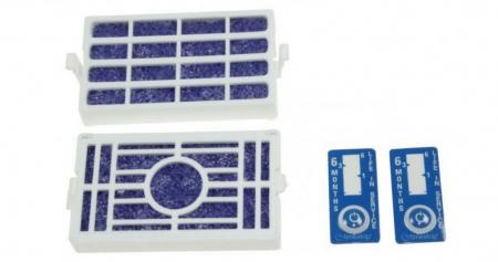 Filtru antibacterian pentru frigidere Whirlpool 2 buc.