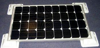 Sistem Fotovoltaic rulota Kit 160 W 12V1