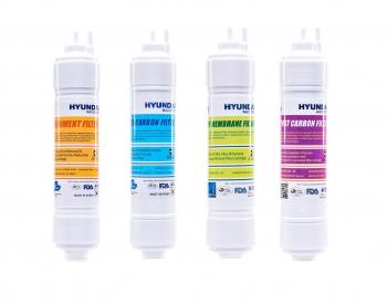 Set filtre apă  dozator0