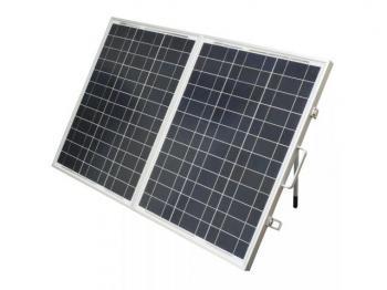 Valiza solara portabila 100W