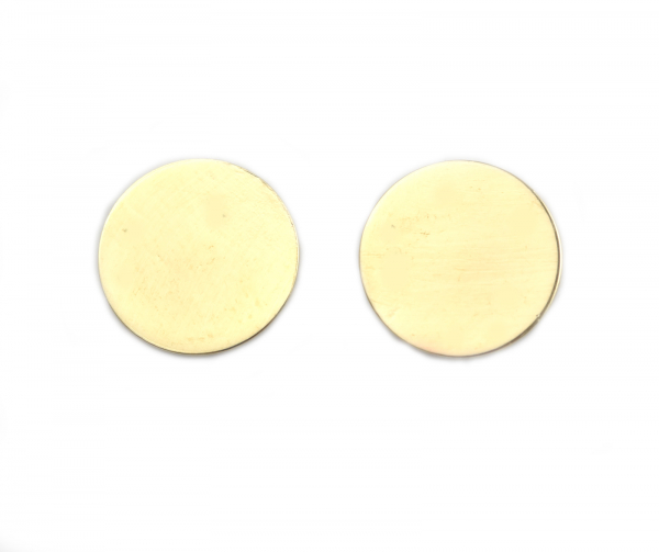 Cercei aur galben banut - DA51