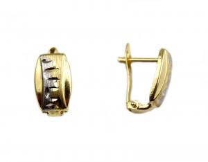 Cercei aur dama - DA46