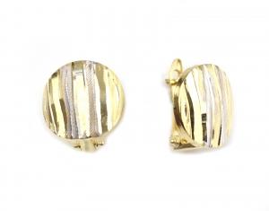 Cercei aur rotunzi -  DA04