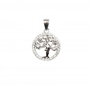 Pandant argint arborele vietii - DA103