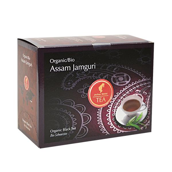 Assam Jamguri, ceai organic Julius Meinl, Big Bags