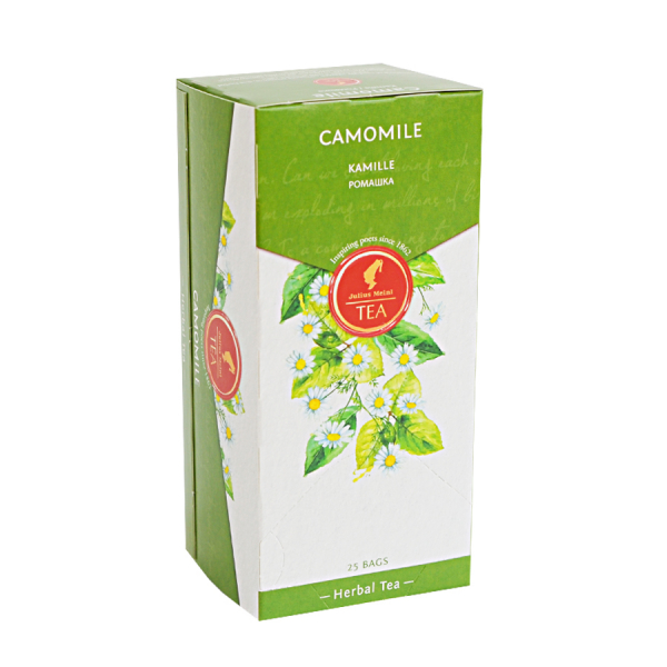 Camomile, ceai Julius Meinl - 25 plicuri