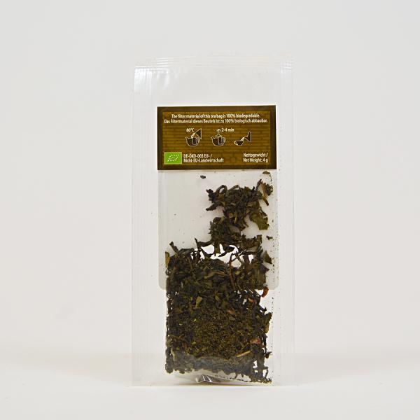 China Green Samba Acai, ceai organic Julius Meinl, Big Bags