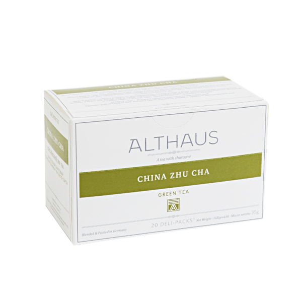 China Zhu Cha, ceai Althaus Deli Packs