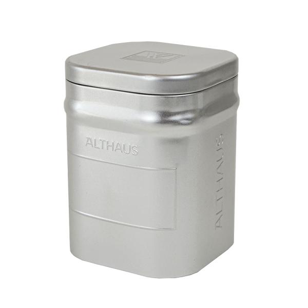 Cutie metalica pentru Loose Tea Althaus, 250 grame