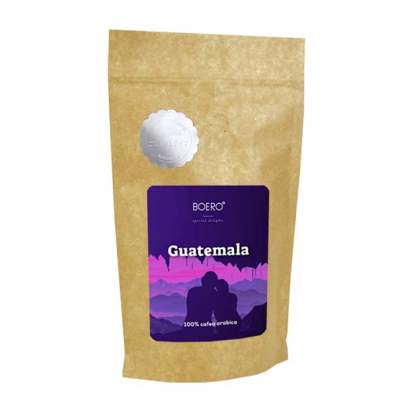 Guatemala SHB, cafea boabe proaspat prajita Boero, 250 grame