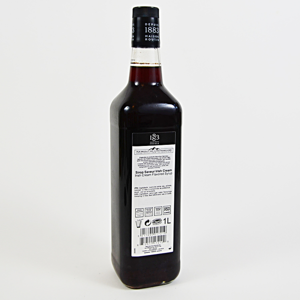 Irish Cream, Sirop 1883 Maison Routin, 1L