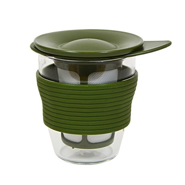 Pahar de ceai cu infuzor Hario, 200 ml