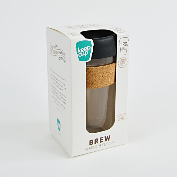 Pahar KeepCup Brew, Cork Edition, 454 ml