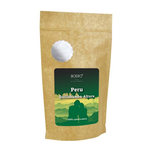 Peru Altura, cafea macinata proaspat prajita Boero, 250 grame