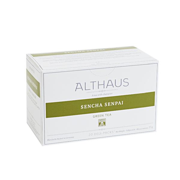 Sencha Senpai, ceai Althaus Deli Packs