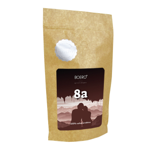 8a, cafea boabe proaspat prajita Boero, 350 grame