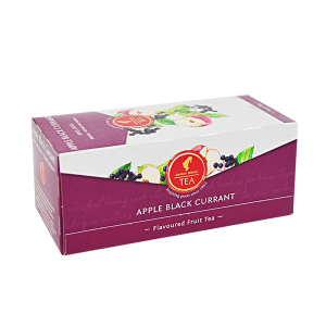 Apple Black Currant, ceai Julius Meinl - 25 plicuri