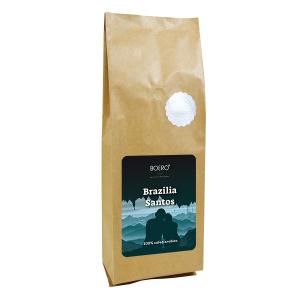 Brazilia Santos, cafea macinata proaspat prajita Boero, 1 kg