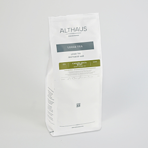 Casablanca Mint, ceai Althaus Loose Tea, 150 grame