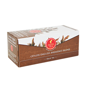 Ceylon English Breakfast Blend, ceai Julius Meinl - 25 plicuri