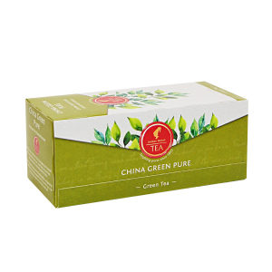 China Green Pure, ceai Julius Meinl - 25 plicuri