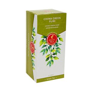 China Green Pure, ceai Julius Meinl - 25 plicuri