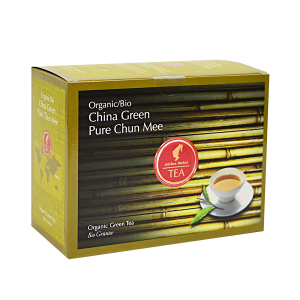 China Green Pure Chun Mee, ceai organic Julius Meinl, Big Bags