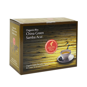 China Green Samba Acai, ceai organic Julius Meinl, Big Bags