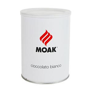 Ciocolata calda alba Moak, 1 kg