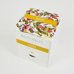 Classic Herbs, ceai Althaus Pyra Packs