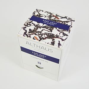 Earl Grey Classic, ceai Althaus Pyra Packs
