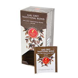 Earl Grey Traditional Blend, ceai Julius Meinl - 25 plicuri