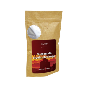 Guatemala Huehue, cafea macinata proaspat prajita Boero, 100 grame