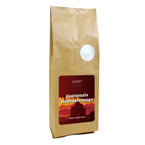 Guatemala Huehue, cafea macinata proaspat prajita Boero, 1 kg