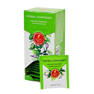 Herbal Symphony, ceai Julius Meinl - 25 plicuri