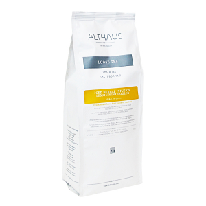 Lemon Mint Cooler, Iced Herbal Infusion, ceai Althaus Loose Tea