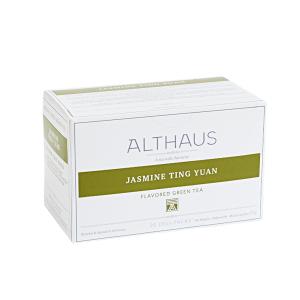 Jasmine Ting Yuan, ceai Althaus Deli Packs