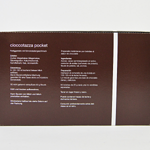 Ciocolata calda Moak, cutie 50 plicuri
