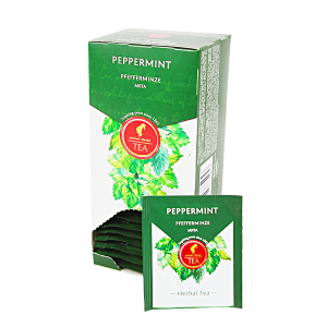Peppermint, ceai Julius Meinl - 25 plicuri