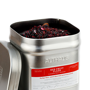 Red Fruit Flash, ceai Althaus Loose Tea, 250 grame