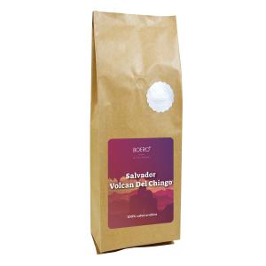 Salvador Volcan del Chingo, cafea boabe proaspat prajita Boero, 1 kg