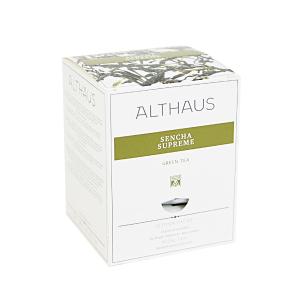 Sencha Supreme, ceai Althaus Pyra Packs