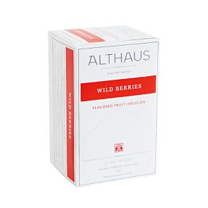 Wild Berries, ceai Althaus Deli Packs