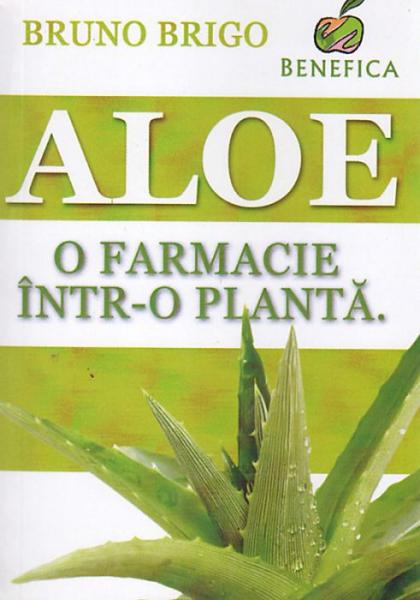 Aloe, o farmacie intr-o planta de Bruno Brigo