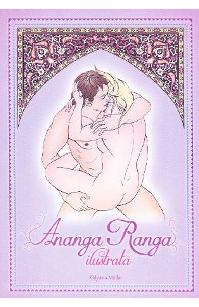 Ananga Ranga ilustrata de Kalyana Malla