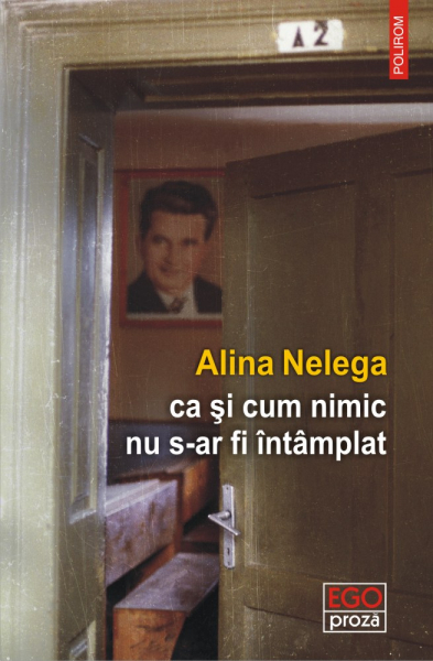 ca si cum nimic nu s-ar fi intamplat de Alina Nelega