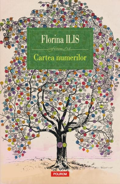Cartea numerilor de Florina Ilis