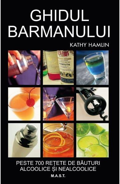 Ghidul barmanului de Kathy Hamlin